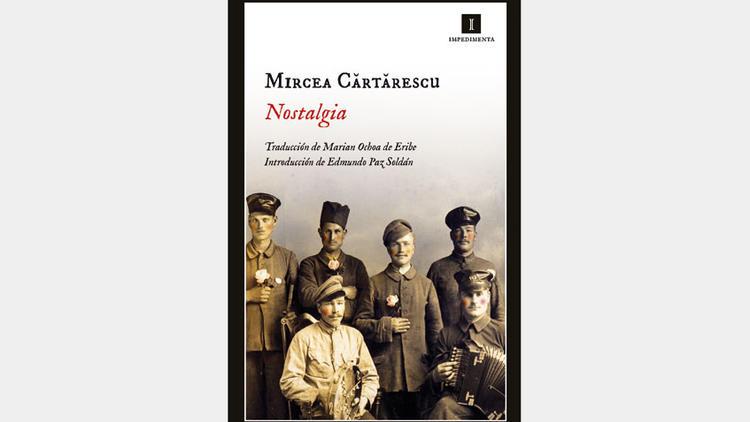 Nostalgia, de Mircea Cartarescu
