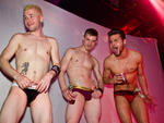 Dworld Underwear Party