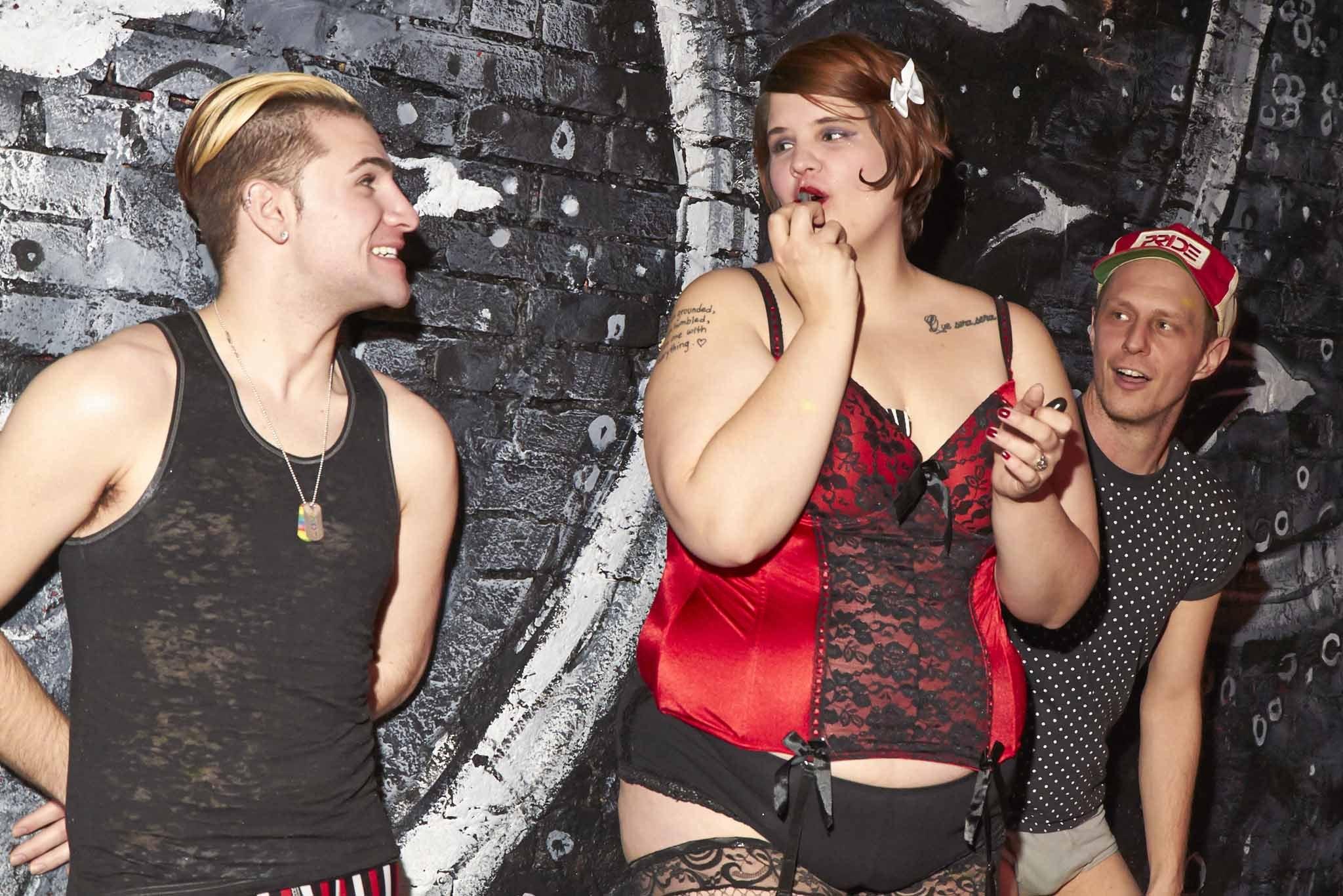 Photos: Rebel Cupcake: No Pants, No Problem (NSFW)