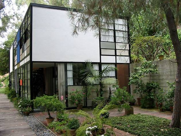 Architectural house tours in Los Angeles