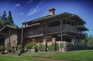 (Photograph: Courtesy Gamble House)