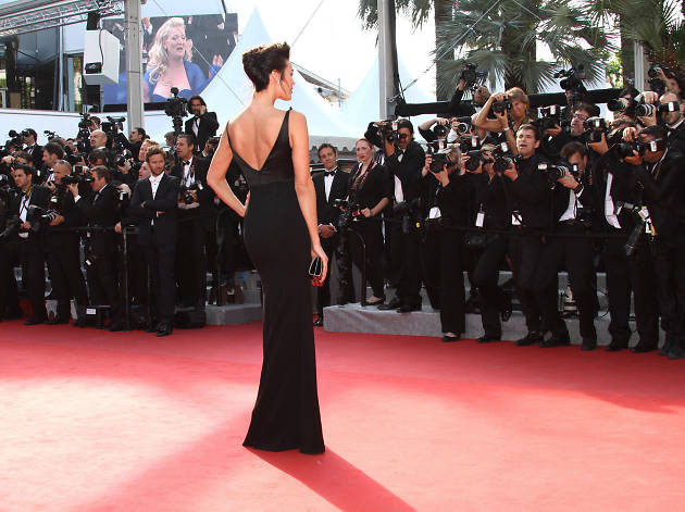 Cannes, red carpet