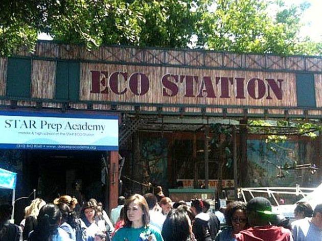 Star Eco Station Attractions In Culver City Culver City