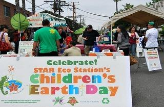 STAR Eco Station's Children's Earth Day