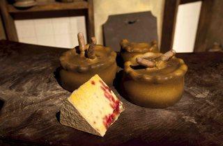 2. Mrs Lovett's 'meat' pies