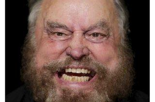 7. Brian Blessed (photo: Daniel Jones)