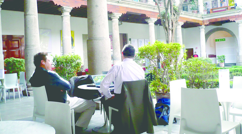 Café: Cafetería Museo Franz Mayer
