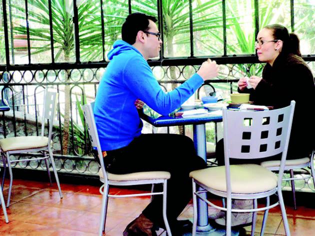 Cafetería Museo Dolores Olmedo