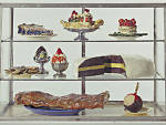 101 things to do in the spring in New York City 2013: See works by Claes Oldenburg at MoMA. Pictured: Claes Oldenburg, Pastry Case
