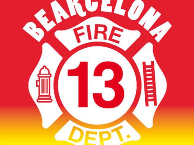 Bearcelona 13 logo