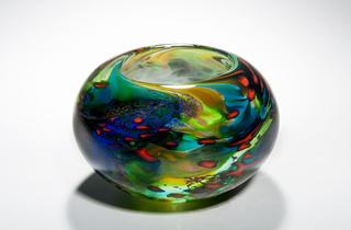 Peter Layton - London Glassblowing Silent Auction