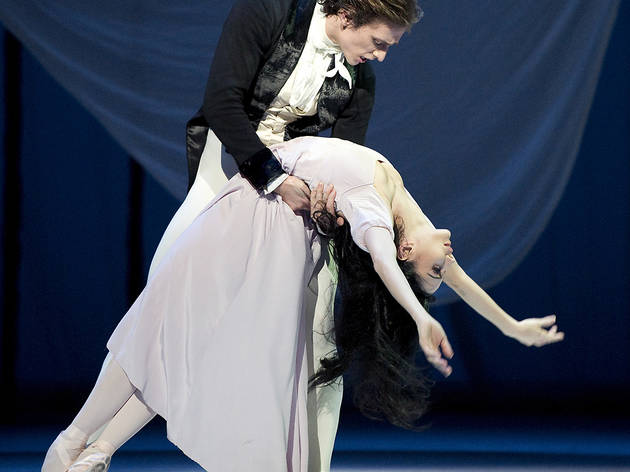 Sergei Polunin, Marguerite and Almand