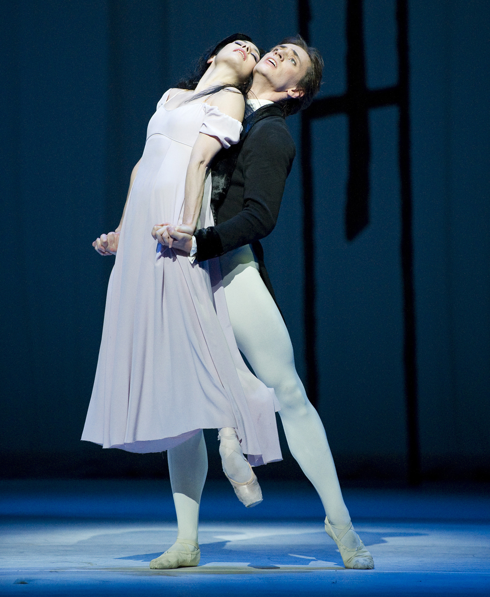 Sergei Polunin, Marguerite and Armand