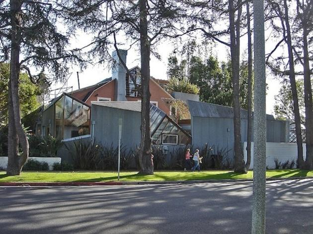Frank Gehry House