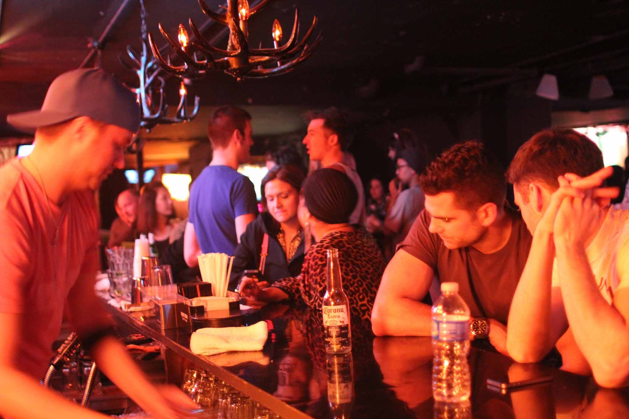 Gay bartenders jobs new york