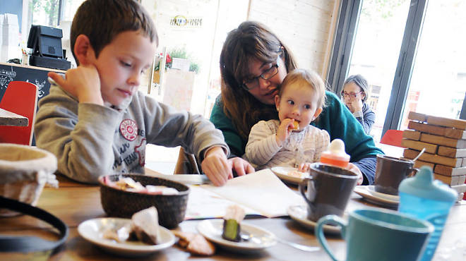 Child-friendly places to eat