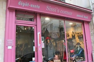 Sissi's corner (© EP / Time Out Paris)