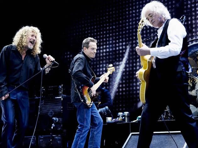 Conciertos Legendarios: Led Zeppelin Celebration Day