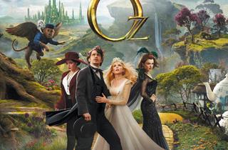 Le Monde fantastique d'Oz, 3D