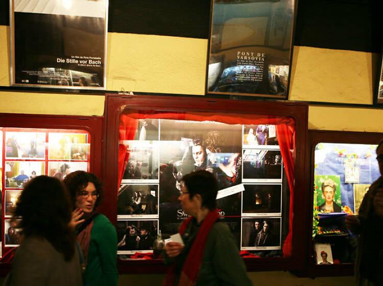 Tots els cinemes de Barcelona