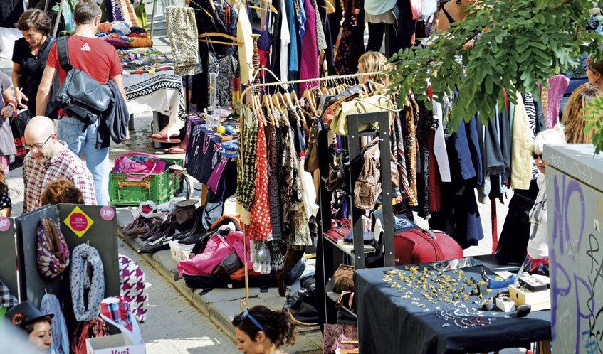 Thumbnail for Mercados de fin de semana en Barcelona
