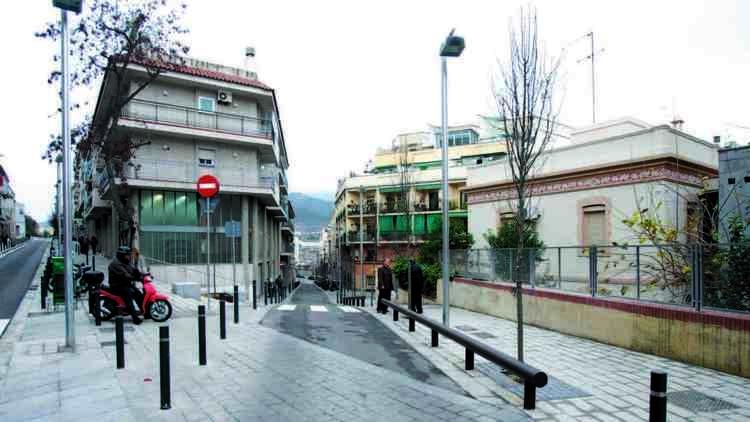 Santa Rosalia del Besòs
