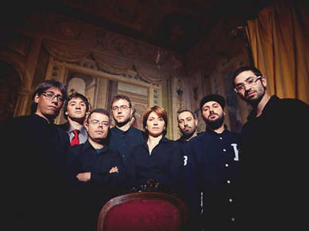 Brossa Quartet de Corda & Falsalarma & Jordi Domènech