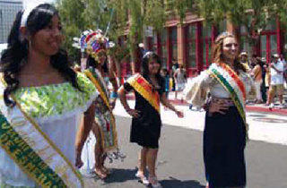 Ecuadorian Festival and Parade