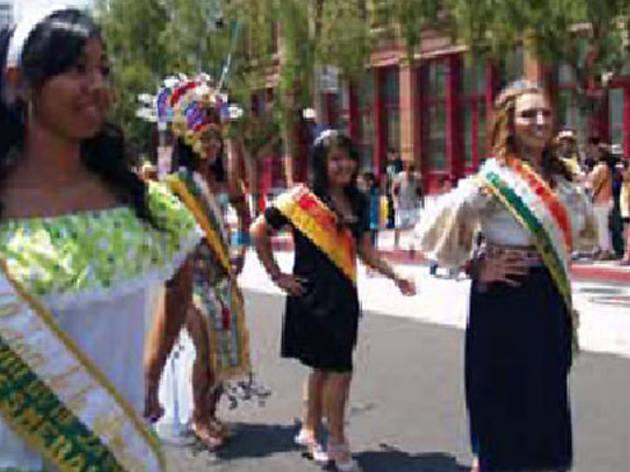 Ecuadorian Festival and Parade