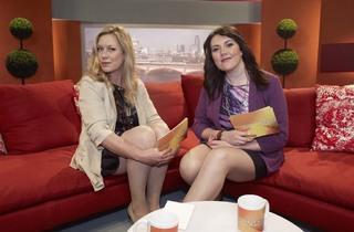 Anna and Katy