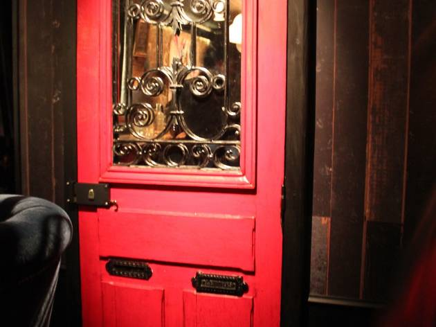 (Little Red Door / © C.Griffoulières - Time Out Paris)