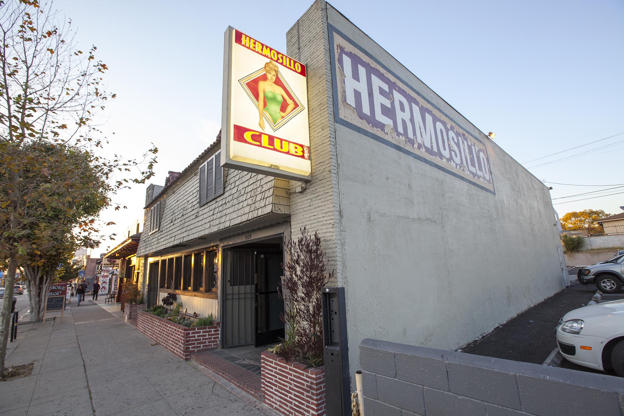 <p>The Hermosillo</p>