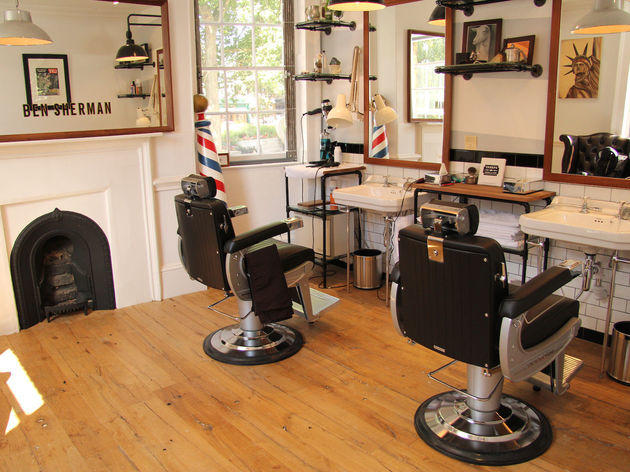 London's best barbers