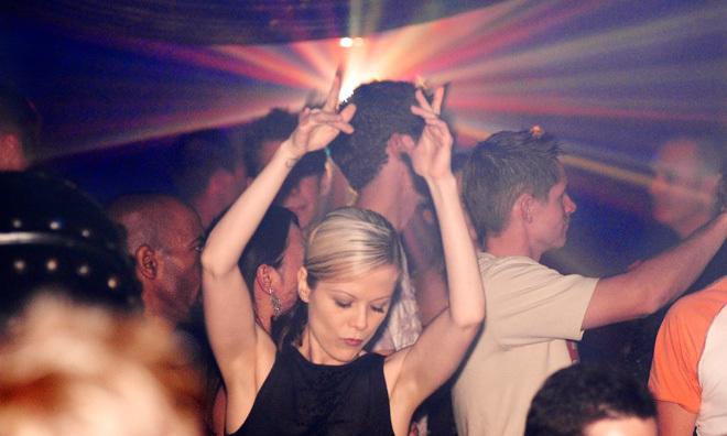 Clubbing in London