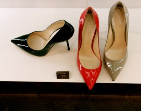 Souliers de luxe •Garrice