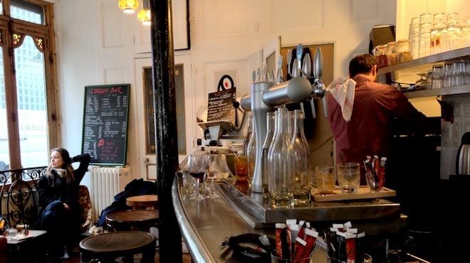 L Orillon Bar Bars Belleville, Paris