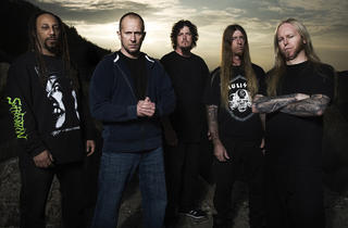 Suffocation + Kataklysm + Jungle Rot + Pyrexia + Internal Bleeding