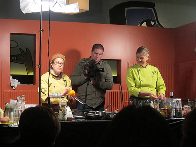 Brunch Cooking Class