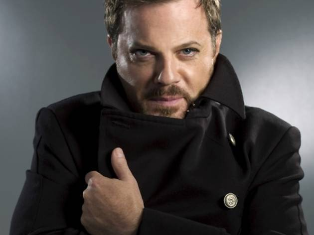 Eddie Izzard : Stripped