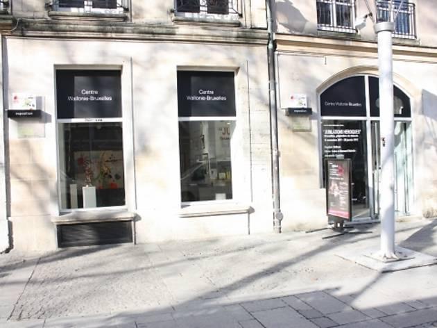 Touche-à-tout •Centre Wallonie-Bruxelles
