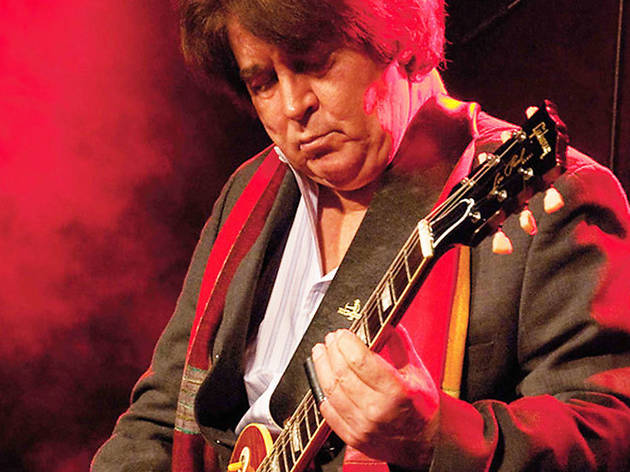 Black Music Festival 2013: Mick Taylor Band + Macho