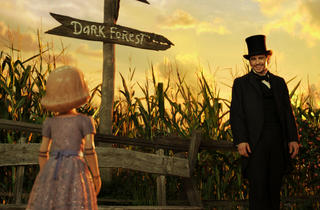 Oz the Great and Powerful: movie review