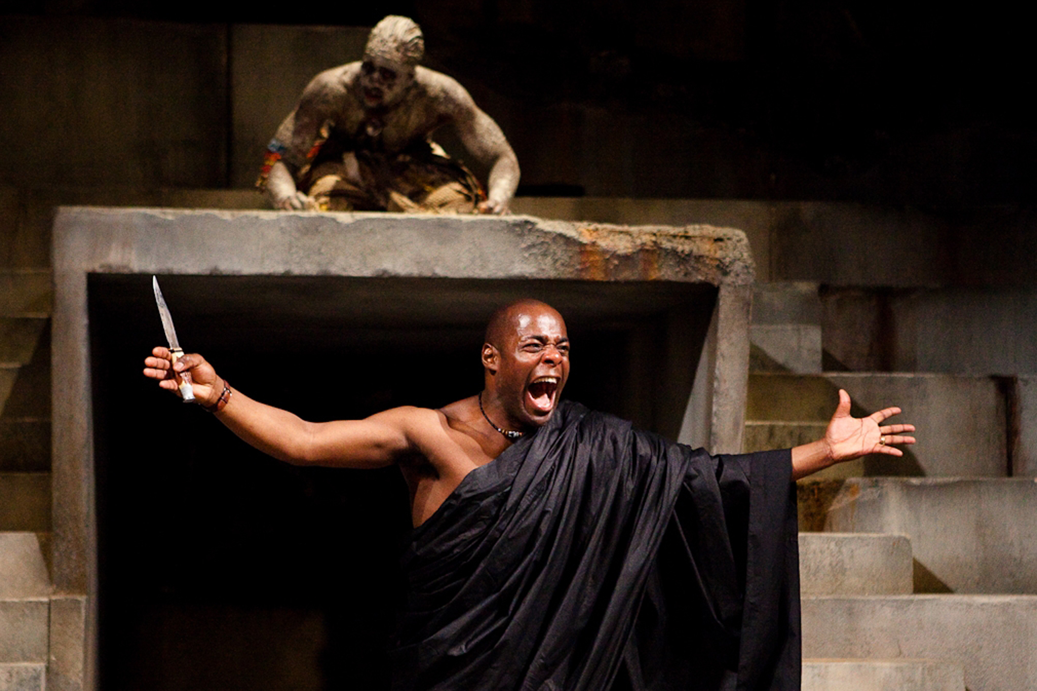 See the Royal Shakespeare Company take on Julius Caesar