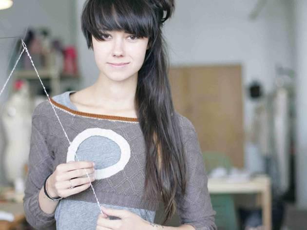 Knitting Performance by Lindsay Degen