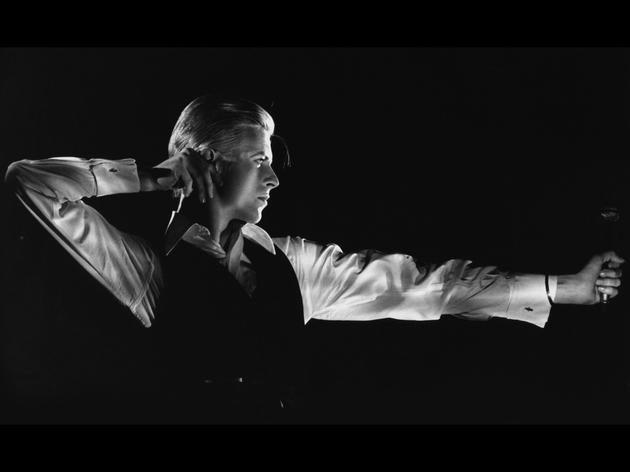David Bowie Station to Station tour