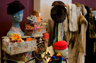 Anita's Vintage Fashion Fair - Mother's Day Special