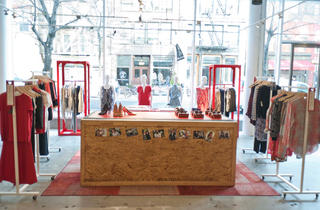 CFDA/Vogue Fashion Fund pop-up