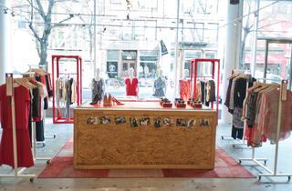 CFDA/Vogue Fashion Fund pop-up (CLOSED)