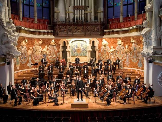 Orquestra Simfònica del Vallès: Romances d'amor