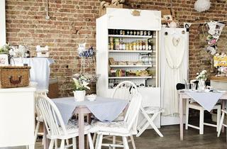 Betty Blythe Vintage Tearoom